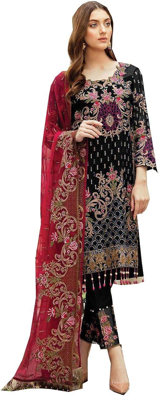 ziya Super Excellent popular specialty store womens Straight Patiyala Salwar Suit