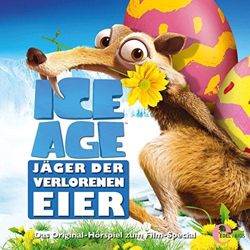 Jäger der verlorenen Eier (Ice Age: Film-Special 2) Titelbild