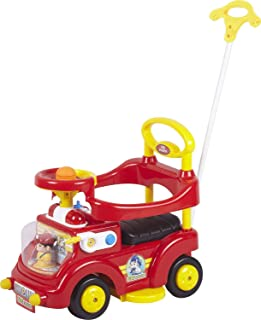 Best Toy Push Ride-On Car for Kids , Multi Color , 28-530W