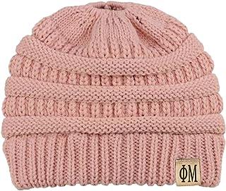 b9f6171759b Amazon.com  Pinks - Beanies   Knit Hats   Hats   Caps  Clothing ...