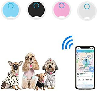 $39 » Mini Kids& Cat & Dog GPS Tracking Locator, Bluetooth Tracker & Anti-Lost Device, Item Locator and Finder for Remotes. (Black)