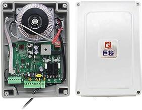 Garagedeur Enkele Deur Gewicht 150 KG DC 24 V Draaimoort Motor Opener Verbinding met Elektrisch Slot Toegangscontrolesyste...