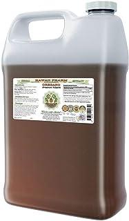 Oregano Alcohol-Free Liquid Extract, Organic Oregano (Origanum vulgare) Dried Leaf Glycerite Natural Herbal Supplement, Hawaii Pharm, USA 64 fl.oz