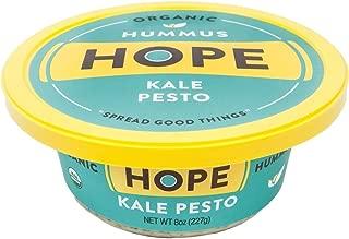 Organic, Gluten Free Kale Pesto Hummus, 8 oz