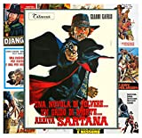 Pixiluv Mini Posters Set [13 Posters 8x11] Spaghetti Western Wild West Cowboys # Movie Poster Reprint