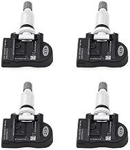 HOTSYSTEM 68001696AB 68001696AA 68078861AA 56029465AB 56029465AC 56029479AA 56029479AB 56053030AB 28308 Tire Pressure Monitoring Sensors TPMS 315HMz for Chrysler Dodge Jeep Suzuki (4-Pack)