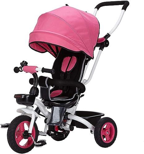 entrega rápida Jian E E-Carro Bebé Infantil Triciclo Bicicleta 1-3 1-3 1-3 años de Edad Plegable Coche Cochecito de bebé Cochecito de bebé Carro Ligero Carrito de bebé  (Color   C)  diseño único