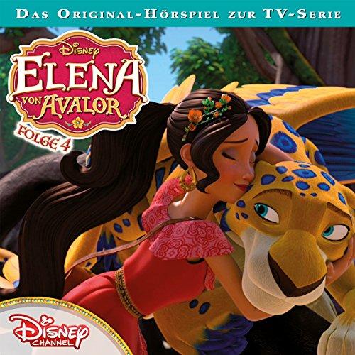 Elena auf Abwegen / Ein königlicher Ausflug Titelbild