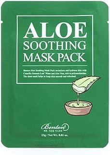 BENTON Aloe Soothing Mask Pack 1pc