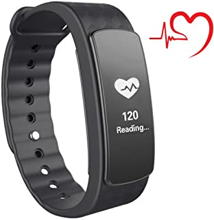 007plus T5 Plus Fitness Tracker Health Sleep Monitor Pedometer Activity Tracker Wristband
