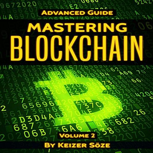 Mastering Blockchain audiobook cover art