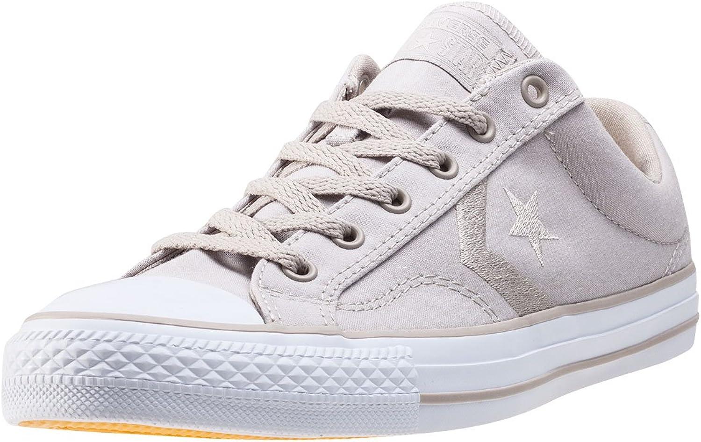 Adidas Cons estrella Player Ox, Sautope da Basket Uomo