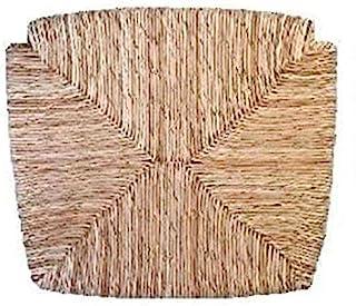 OKAFFAREFatto Maddaloni - Asiento acolchado con paja de arroz (mod. 1212 Venecia) - Recambios para sillas con fondo y fondo de asiento - Estructura para asiento modelo Venecia, Loris, Pesan, etc.