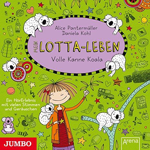 Mein Lotta-Leben: Volle Kanne Koala                   Autor:                                                                                                                                 Alice Pantermüller                               Sprecher:                                                                                                                                 Katinka Kultscher                      Spieldauer: 1 Std. und 23 Min.     26 Bewertungen     Gesamt 4,8