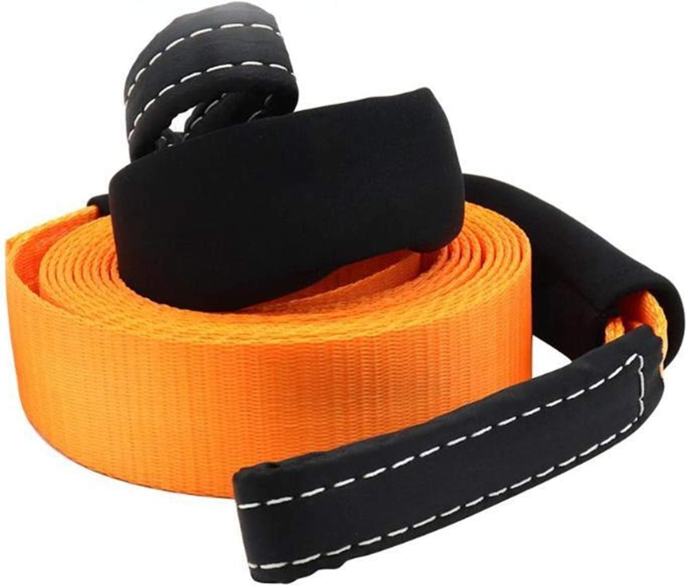 MING-BIN Max 84% OFF Winch Rope Towing Winches Excellent 5m 5Tons Heavy Duty Car Road