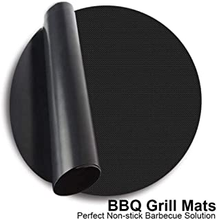 Non-Stick Bbq Außen Barbecue Mat Hochtemperatur Teflon Gitter Grill Mat