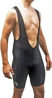 VeloChampion Men's Classic EVO Bib Shorts, Black