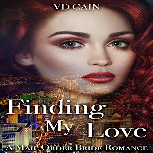 Finding My Love audiobook cover art