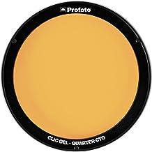 Profoto Clic Gel (Quarter CTO)