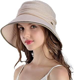 Bucket Hats Cord Sun Winter Beach Wide Brim Floppy Hat Wide Brim for Women Cotton Foldable Sombreros Mujer Verano Viso