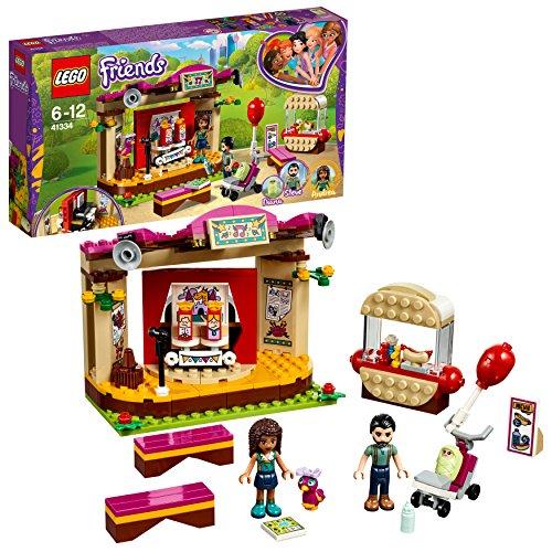 LEGO Friends - Actuación en el parque de Andrea (41334)