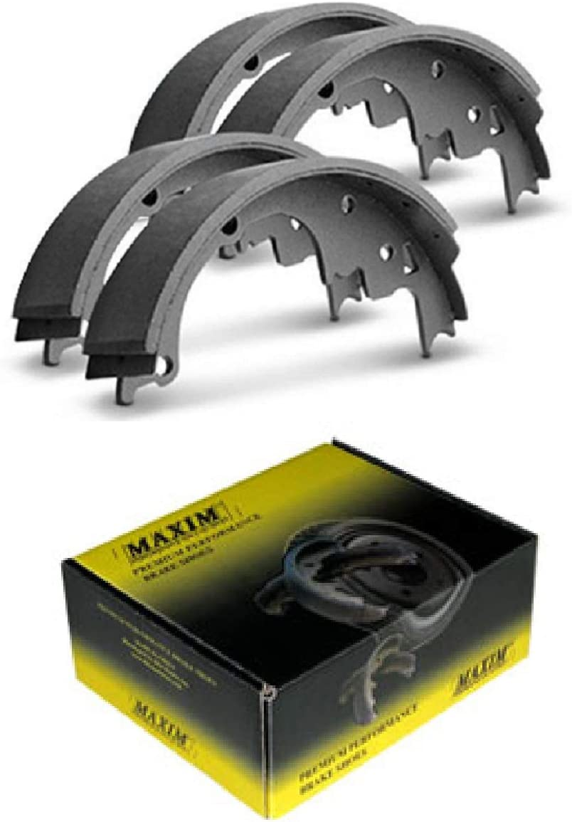 Rear Brake OFFicial site Shoe Factory outlet B735 Set