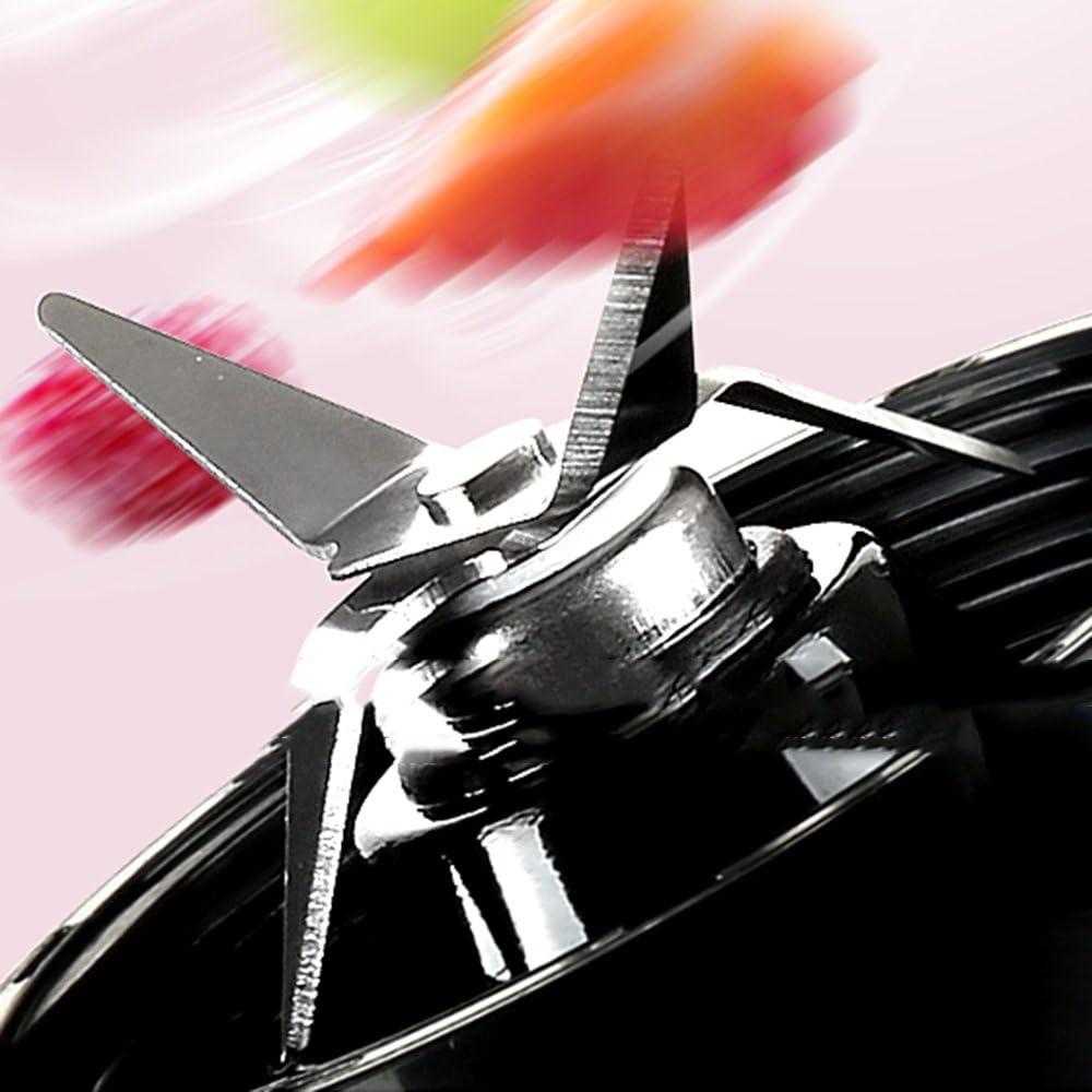 GLJXG Juicer portátil hogar multifunción automático de Frutas y Verduras Taza de Jugo 3 Colores Opcionales 265 * 76 * 76mm Mezclador (Color : B) B