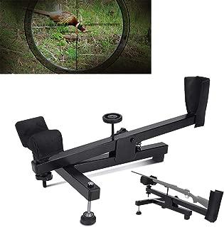 Shoting Rest, Banco de Tiro Descanso para Rifle Pistola de Aire Observación Benchrest Soporte Acolchado Estable para Disparo