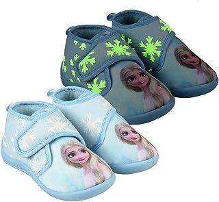 Cerdá - Zapatillas de Andar por Casa Frozen - para Niñas - Licencia Oficial Disney