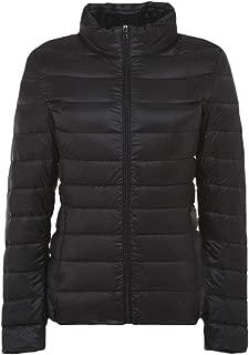 Women Packable Down Jacket Lightweight Puffer Down Coats Parka Jackets