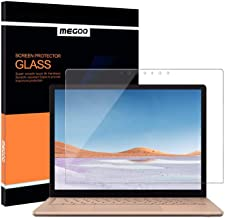 Megoo Tempered Glass Screen Protector for Microsoft Surface Laptop 4 (15 inch),Easy Installation, Scratch Resistant, Ultra...