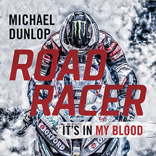 Road Racer audiobook cover art