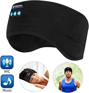 Bluetooth Headband Wireless Sleep Headphones, TOPOINT Music Sports Sleeping Headband Headphones for Workout, Jogging, Yoga...