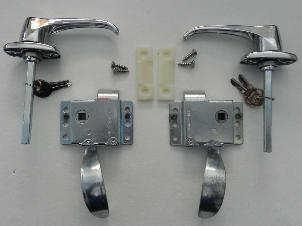 Vintage Technologies RV Teardrop Lowest price challenge Trailer Front Camper Locking Max 86% OFF Do