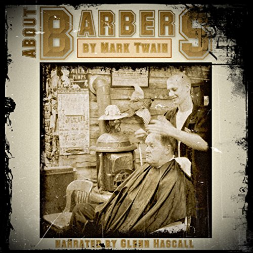 About Barbers audiobook cover art