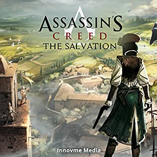 Assassin's Creed: The Salvation audiobook cover art