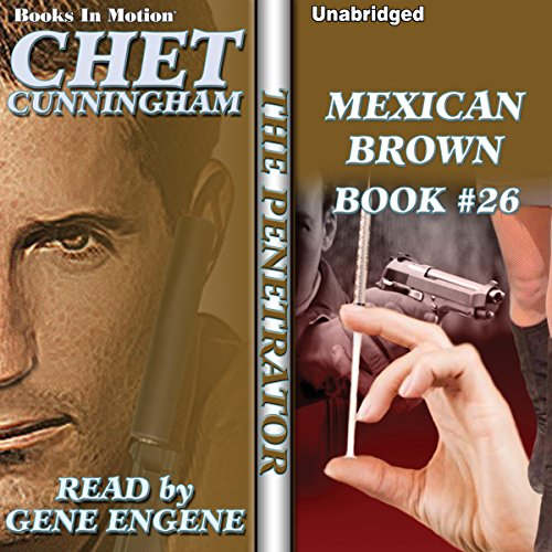Mexican Brown audiobook cover art