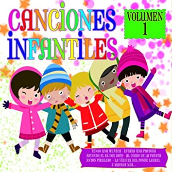 Canciones Infantiles, Vol. 1