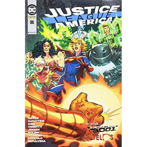 Justice League America: 36