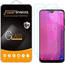(2 Pack) Supershieldz for T-Mobile (Revvlry Plus) Tempered Glass Screen Protector, Anti Scratch, Bubble Free