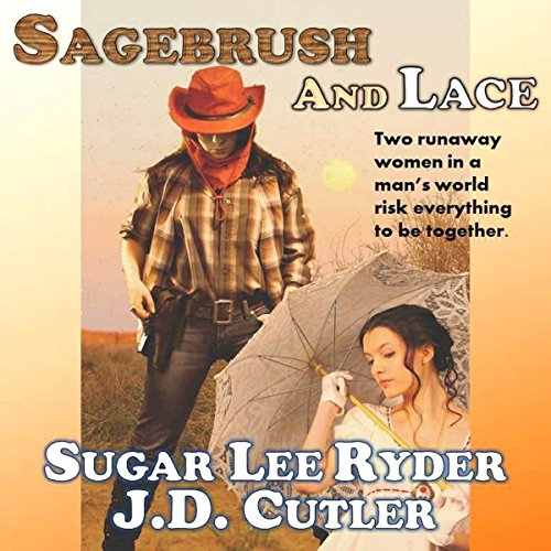 Sagebrush & Lace cover art