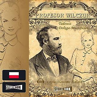 Profesor Wilczur audiobook cover art