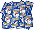 Pokemon TCG: Random Cards From Every Series, 100 Cards In Each Lot Plus 7 Bonus Free Foil Cards by Pokemon