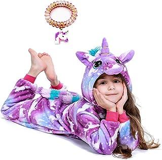 Pijama de unicornio para niña, regalo de Navidad, Halloween, cosplay