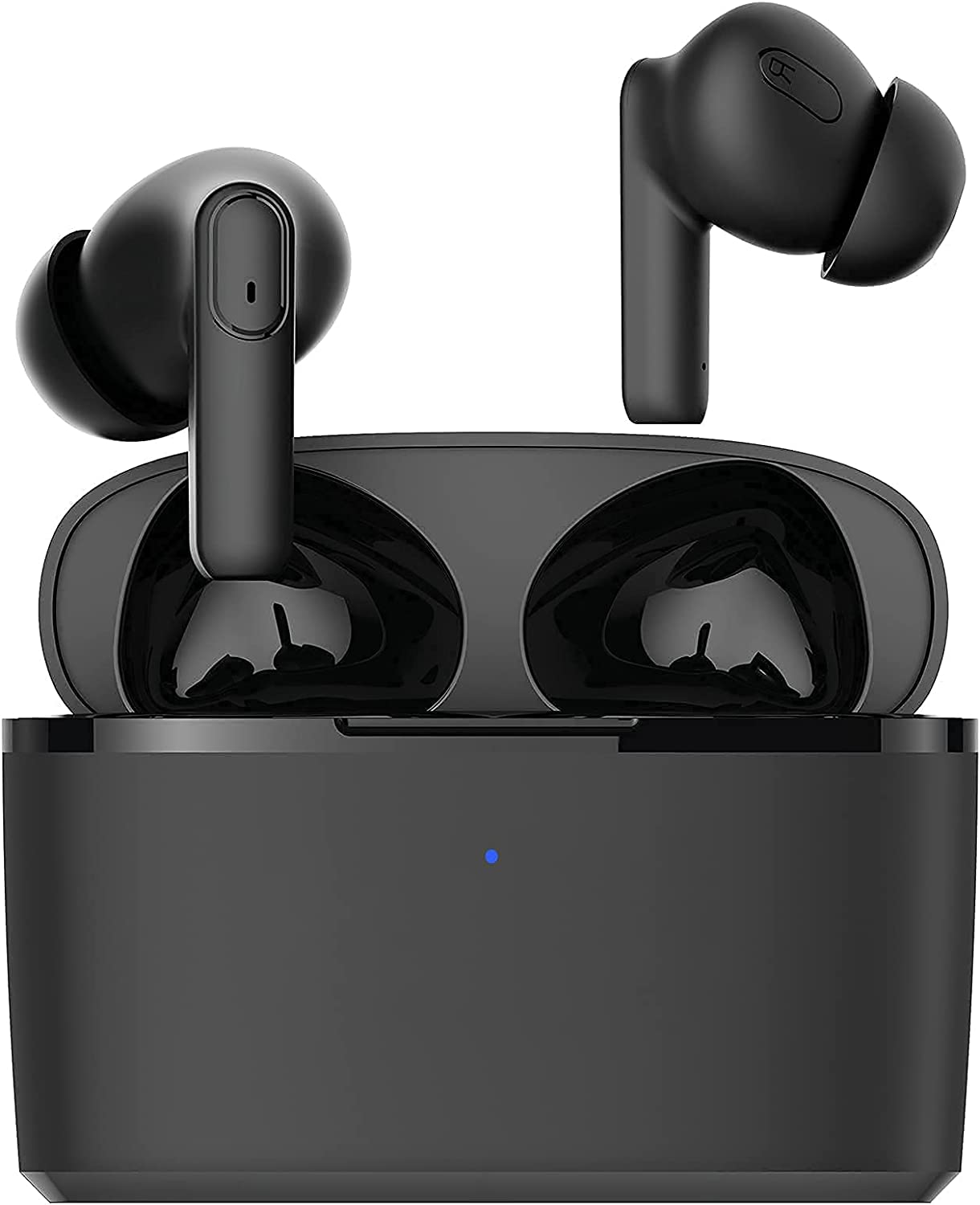 KOSETON K9 True Wireless Earbuds - Bluetooth 5.1 Headphones with Charging Case, Touch Controls, Built-in 2 Mic Earphones, Deep Bass, Sport and Waterproof Earbuds with 30 Hour Battery