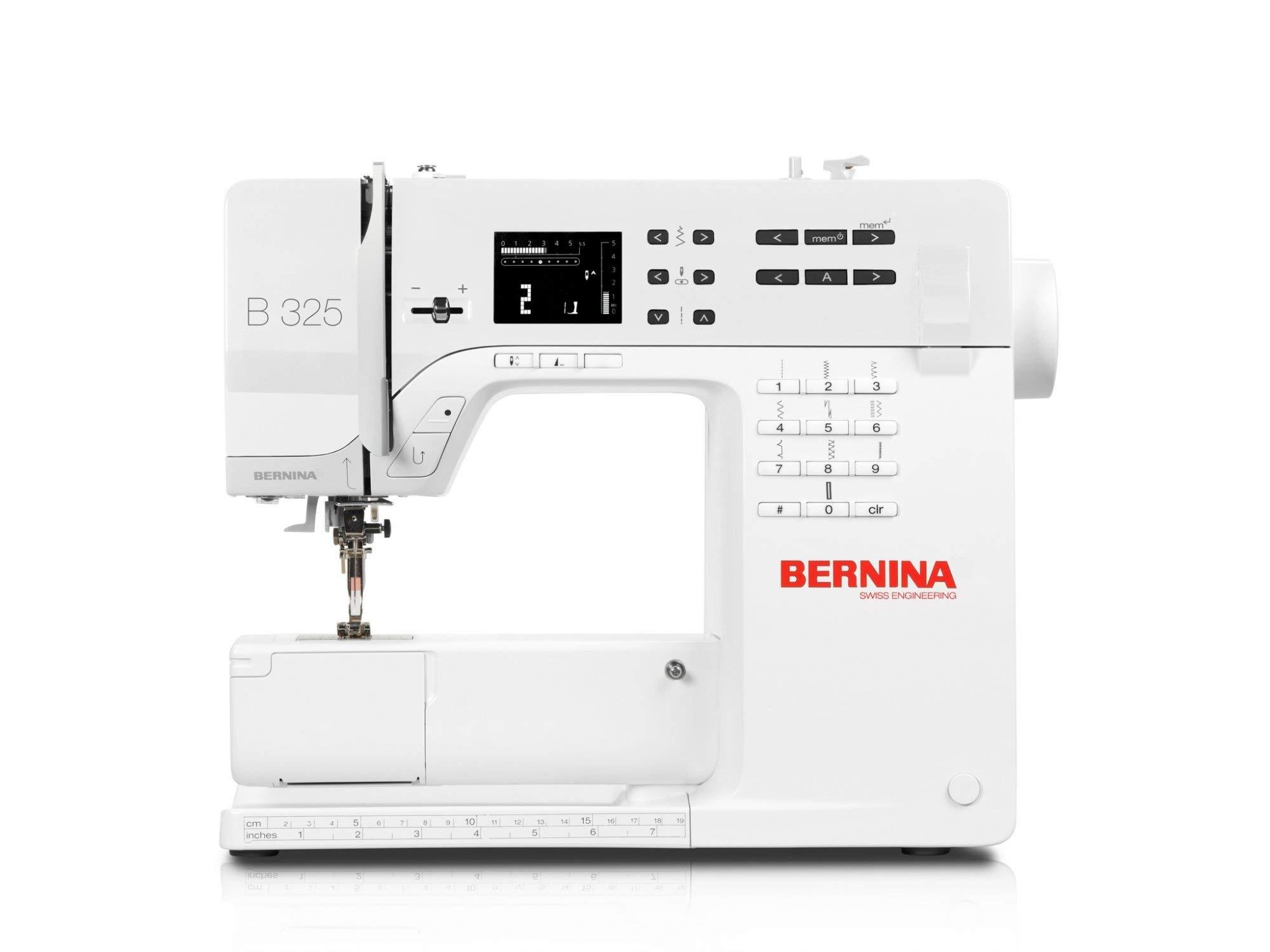 Bernina 325 - Máquina de Coser (3 Unidades, para niños y niños): Amazon.es: Juguetes y juegos