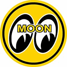 moon equipped stickers