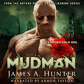 MudMan audiobook cover art
