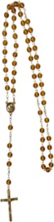 Rosary Amber Beads Prayer Rosario Color Ambar