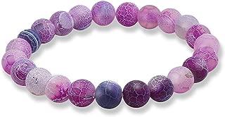 8Mm Natural Stone Bracelets for Women Handmade Colorful Beads Chakra Yoga Bangle Jewelry Gift Accessories Charm Bracelet Female